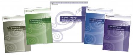 English Language Learning Progressions.